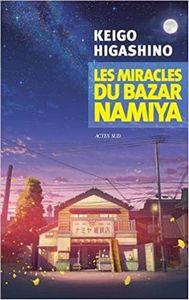 Les miracles du bazar Namiya - Keigo Higashino